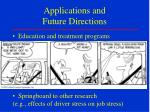 applications and future directions
