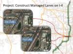 project construct managed lanes on i 4