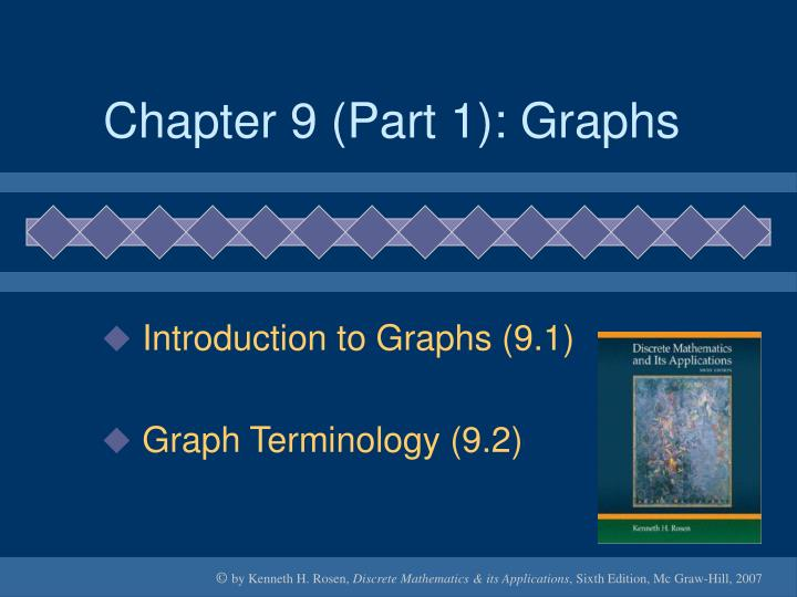 chapter 9 part 1 graphs n.