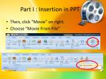 part i insertion in ppt1