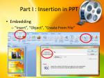 part i insertion in ppt6