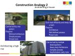 construction analogy 2