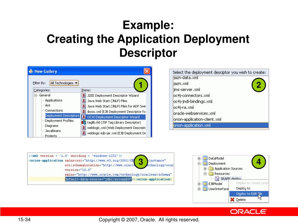 PPT - Deploying Java EE Applications PowerPoint Presentation - ID
