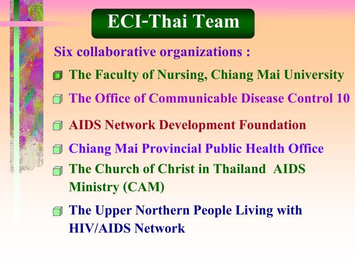 ECI-Thai Team