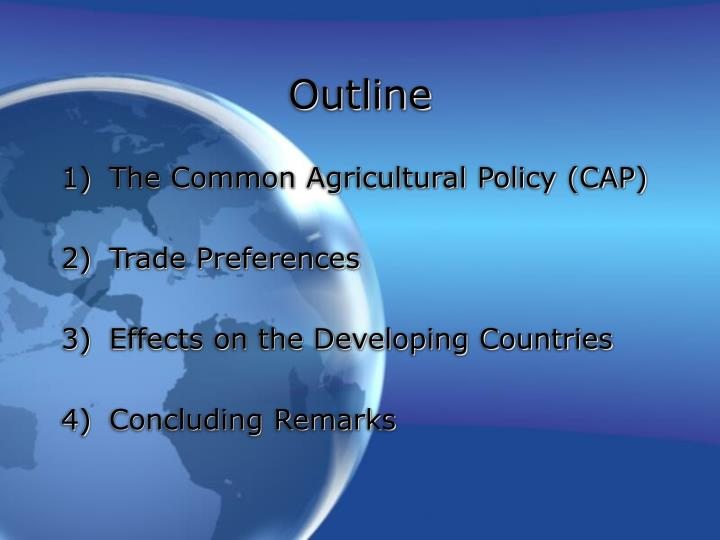 is the common agricultural policy inefficient and inequitable Against the common agricultural policy for the common agricultural policy 1 waste by ignoring the rules of supply and demand.