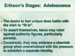 erikson s stages adolescence3
