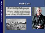 corby uk