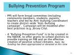 bullying prevention program1