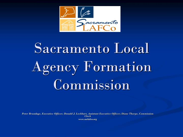 sacramento local agency formation commission n.