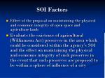 soi factors5