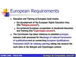 european requirements1