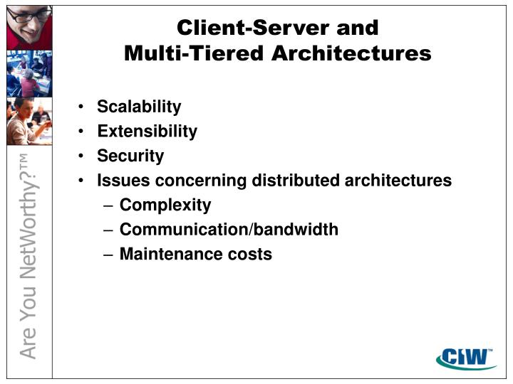 Client-Server and