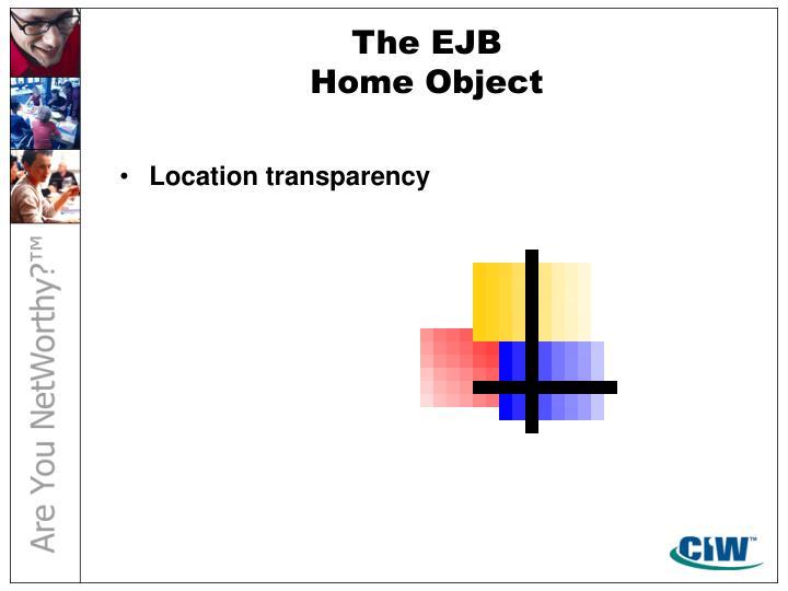 The EJB