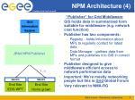 npm architecture 4