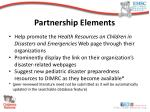 partnership elements
