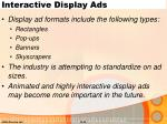 interactive display ads