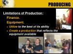 producing9