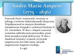 andre marie ampere 1775 1836