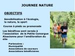 journee nature