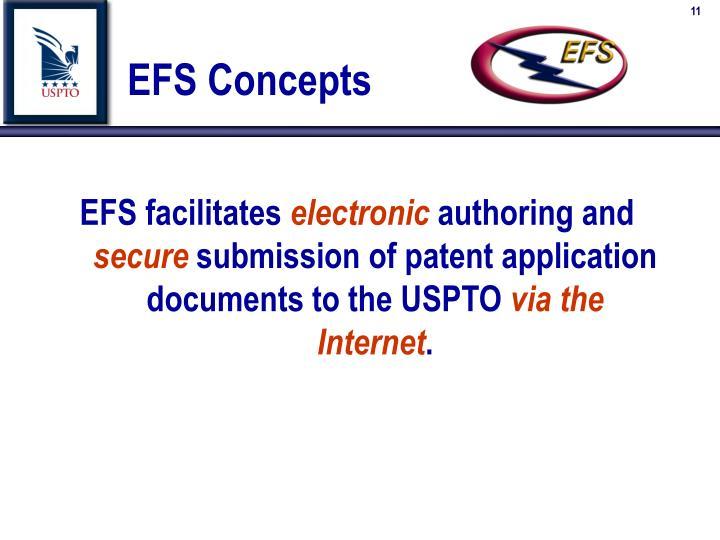 EFS Concepts