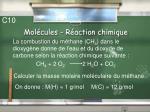 mol cules r action chimique4