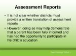 assessment reports1