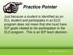 practice pointer9