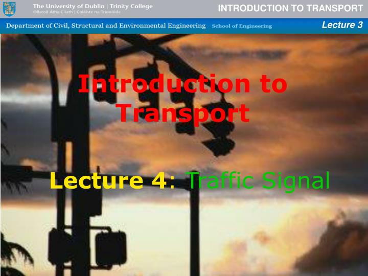introduction to transport n.
