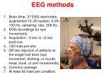 eeg methods