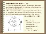 resistors in parallel1