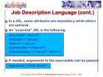 job description language cont1