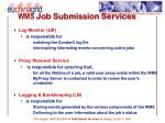 wms job submission services1
