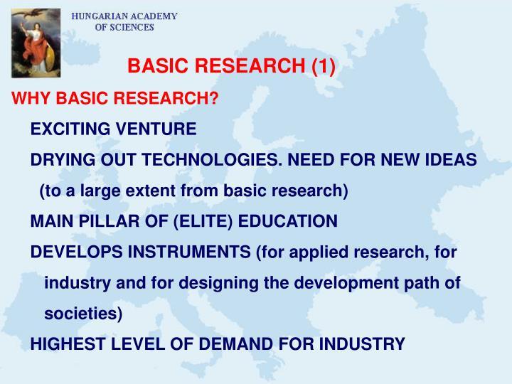 BASIC RESEARCH (1)