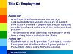 title ix employment3