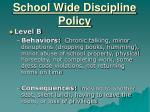 school wide discipline policy2