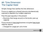 4 time dimension the capital hotel1