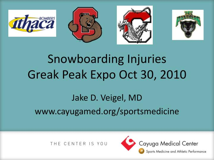 snowboarding injuries greak peak expo oct 30 2010 n.