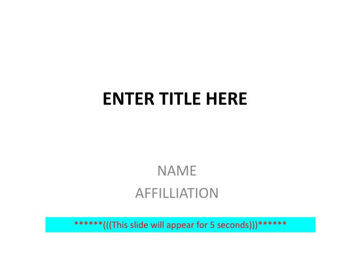enter title here n.