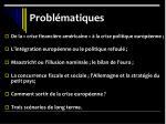 probl matiques