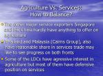 agriculture vs services how to balance2
