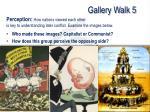 gallery walk 5