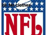 25 no clothes