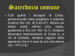 sacerdozio comune1