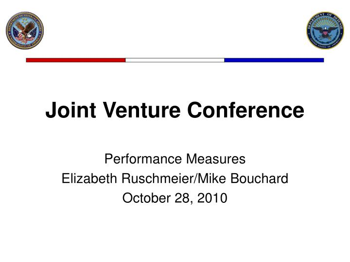joint venture conference n.