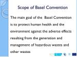 scope of basel convention1