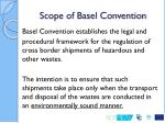 scope of basel convention2