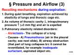 pressure and airflow 3
