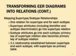 transforming eer diagrams into relations cont5