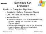 symmetric key encryption3