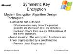 symmetric key encryption4